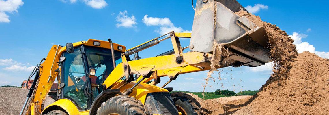 Godets pour tracteurs en ligne